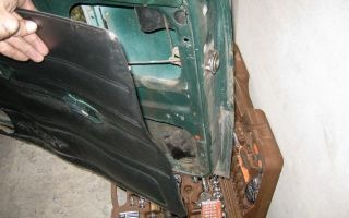 Замена накладки двери на ваз 2103- ваз 2107