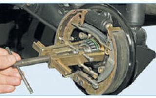 Как снять кольцо подшипника со ступицы на переднем приводе?
