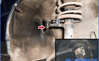 Стук в рулевой рейке — что делать ? причины