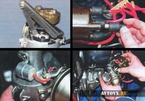 Установка момента зажигания на ВАЗ 2108, ВАЗ 2109, ВАЗ 21099