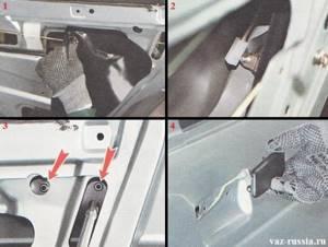 Замена дверных ручек на ВАЗ 2110, ВАЗ 2111, ВАЗ 2112