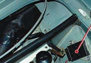 Замена реле лампы заряда АКБ на ВАЗ 2101-ВАЗ 2106