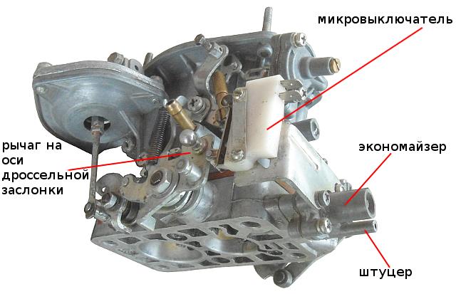 Замена лямбда зонда на ВАЗ 2104, ВАЗ 2105, ВАЗ 2107