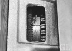 Установка поршня четвертого цилиндра в положение ВМТ на ВАЗ 2101-ВАЗ 2107