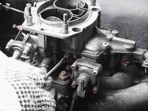 Регулировка воздушной заслонки карбюратора на ВАЗ 2101-ВАЗ 2107