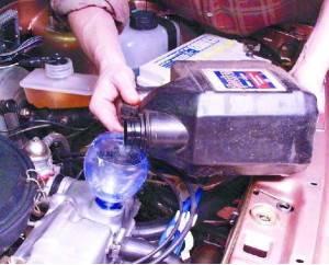 Замена масла в двигателе на ВАЗ 2108, ВАЗ 2109, ВАЗ 21099