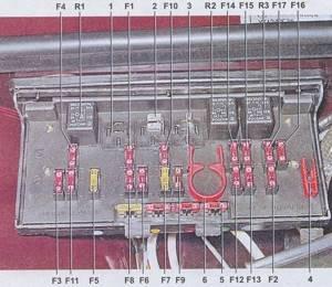Замена всех ламп в передней фаре на ВАЗ 2104, ВАЗ 2105, ВАЗ 2107
