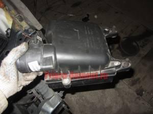 Замена корпуса воздушного фильтра на приоре
