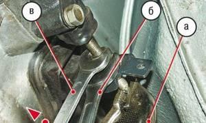 Прокачка сцепления на ВАЗ 2101-ВАЗ 2107
