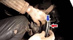Замена тормозного барабана на ВАЗ 2101-ВАЗ 2107