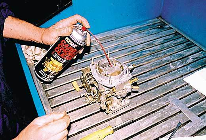 Замена диафрагмы ускорительного насоса на ВАЗ 2108, ВАЗ 2109, ВАЗ 21099