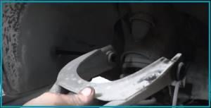 Замена нижнего рычага на ВАЗ 2101-ВАЗ 2107