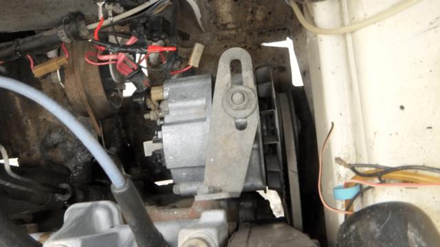 Замена ремня генератора на ВАЗ 2101-ВАЗ 2107