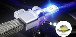Замена всех ламп в передней фаре на гранте