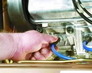 Замена свечей зажигания на ВАЗ 2108, ВАЗ 2109, ВАЗ 21099