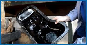 Замена поддона картера и его прокладки на ВАЗ 2101-ВАЗ 2107