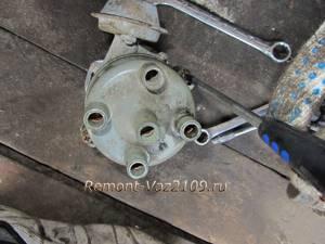 Замена модуля зажигания на ВАЗ 2108, ВАЗ 2109, ВАЗ 21099