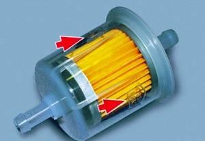Замена топливного фильтра на ВАЗ 2101-ВАЗ 2107