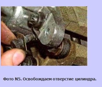 Замена тормозного диска на калине