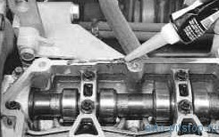 Очистка системы вентиляции картера на ВАЗ 2113, ВАЗ 2114, ВАЗ 2115