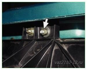 Замена вентилятора и радиатора охлаждения на ВАЗ 2110, ВАЗ 2111, ВАЗ 2112