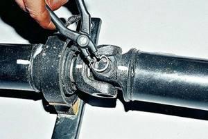 Замена кардана на ВАЗ 2101-ВАЗ 2107