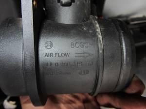 Замена датчика массового расхода воздуха (ДМРВ) на ВАЗ 2110, ВАЗ 2111, ВАЗ 2112