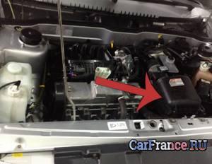 Замена датчика температуры охлаждающей жидкости на ВАЗ 2113, ВАЗ 2114, ВАЗ 2115