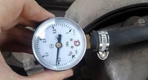 Замена датчика давления масла на ВАЗ 2113, ВАЗ 2114, ВАЗ 2115
