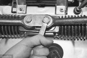 Замена рулевой рейки на ВАЗ 2113, ВАЗ 2114, ВАЗ 2115