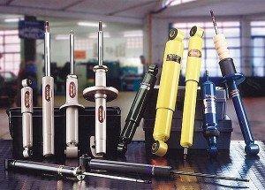 Проверка амортизаторов на работоспособность на ВАЗ 2101-ВАЗ 2107