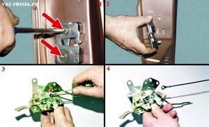Замена двери на ВАЗ 2113, ВАЗ 2114, ВАЗ 2115