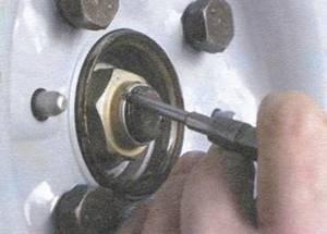 Замена маслоприемника на ВАЗ 2108, ВАЗ 2109, ВАЗ 21099