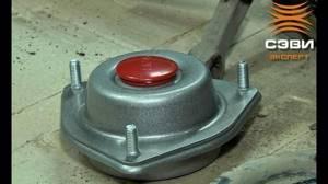 Замена опорного подшипника на ВАЗ 2110, ВАЗ 2111, ВАЗ 2112