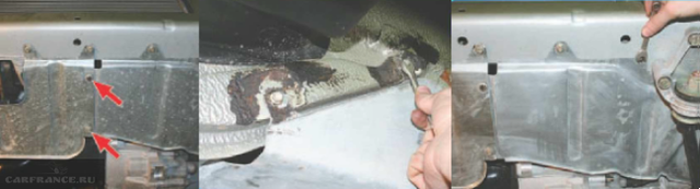 Замена крана отопителя на ВАЗ 2113, ВАЗ 2114, ВАЗ 2115