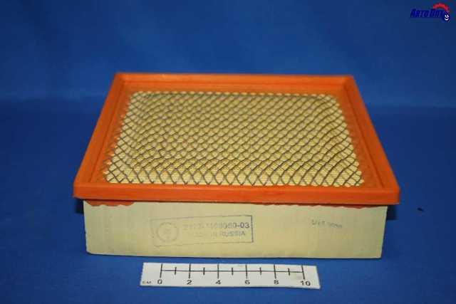 Замена воздушного фильтра на калине