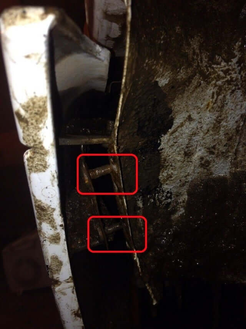 Замена заднего бампера на ВАЗ 2113, ВАЗ 2114, ВАЗ 2115