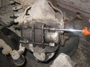 Замена передних тормозных колодок на ВАЗ 2101-ВАЗ 2107