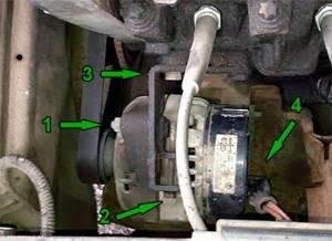 Замена генератора на ВАЗ 2113, ВАЗ 2114, ВАЗ 2115
