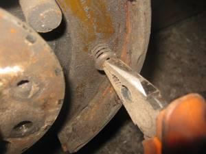 Замена задних тормозных колодок на ВАЗ 2101-ВАЗ 2107