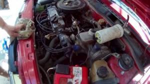 Замена масла в коробке старого образца на ВАЗ 2108, ВАЗ 2109, ВАЗ 21099