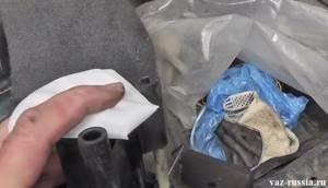 Замена сетки бензонасоса на ВАЗ 2113, ВАЗ 2114, ВАЗ 2115