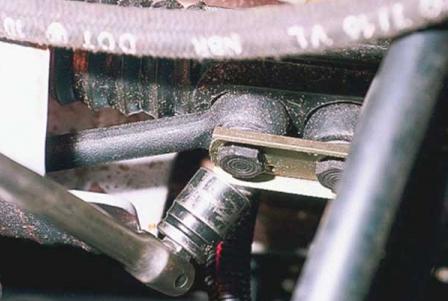 Замена рулевых наконечников на ВАЗ 2110, ВАЗ 2111, ВАЗ 2112