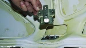Замена багажника на ВАЗ 21099