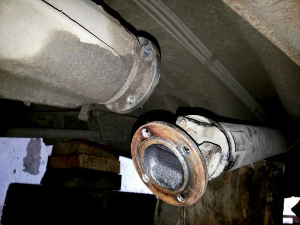 Замена коробки передач на ВАЗ 2101-ВАЗ 2107