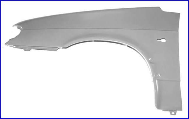 Замена заднего крыла на ВАЗ 2113, ВАЗ 2114, ВАЗ 2115