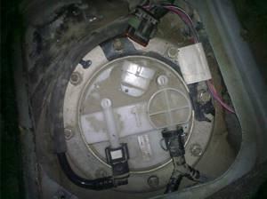 Замена бензонасоса на ВАЗ 2113, ВАЗ 2114, ВАЗ 2115