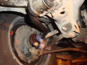 Замена передних стоек на ВАЗ 2113, ВАЗ 2114, ВАЗ 2115