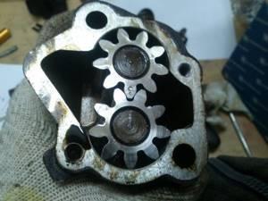 Ремонт масляного насоса на ВАЗ 2101-ВАЗ 2107