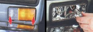 Замена абсолютно всех лампочек на ВАЗ 2106